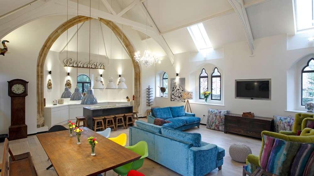 st davids church oswestry shropshire