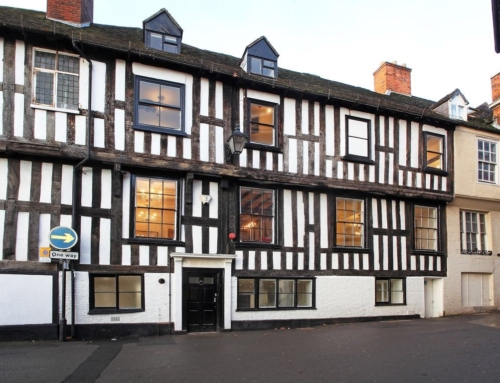 Windsor Place House, Shrewsbury
