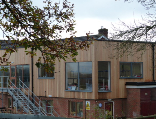 Oswestry School Additional Science Classrooms