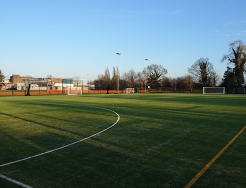 Lakelands Academy All Weather Sports Pitch