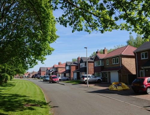 New homes in Shropshire