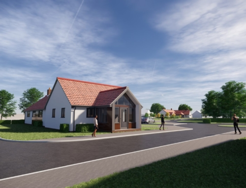 Planning Permission Granted for New Accommodation -Derwen College