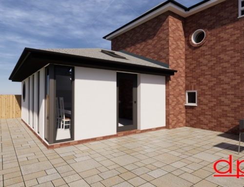 Single Storey Extension – Oswestry