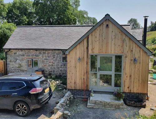 A Beautiful Barn Conversion Project