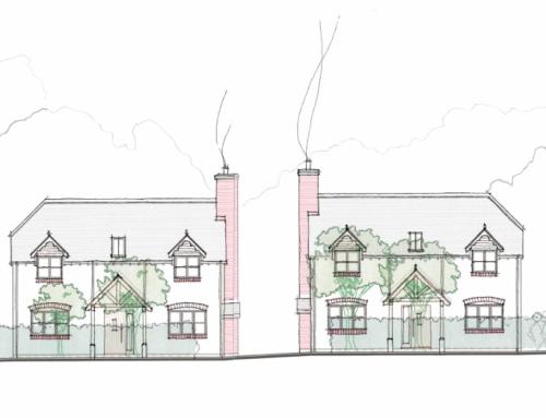 New Residential Development – Upper Hengoed, Weston Rhyn